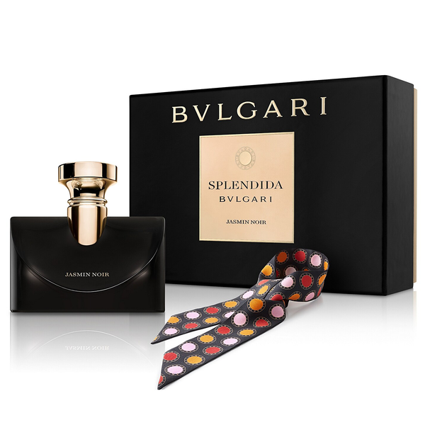 Splendida Jasmin Noir by Bvlgari 100ml EDP 2pc Gift Set