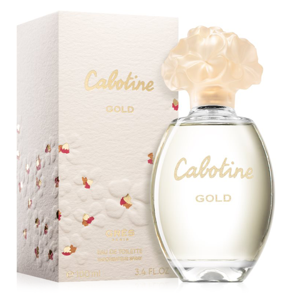 Cabotine Gold by Parfums Gres 100ml EDT