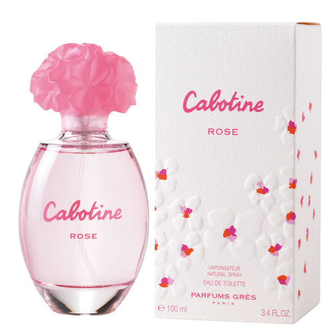 Cabotine Rose by Parfums Gres 100ml EDT