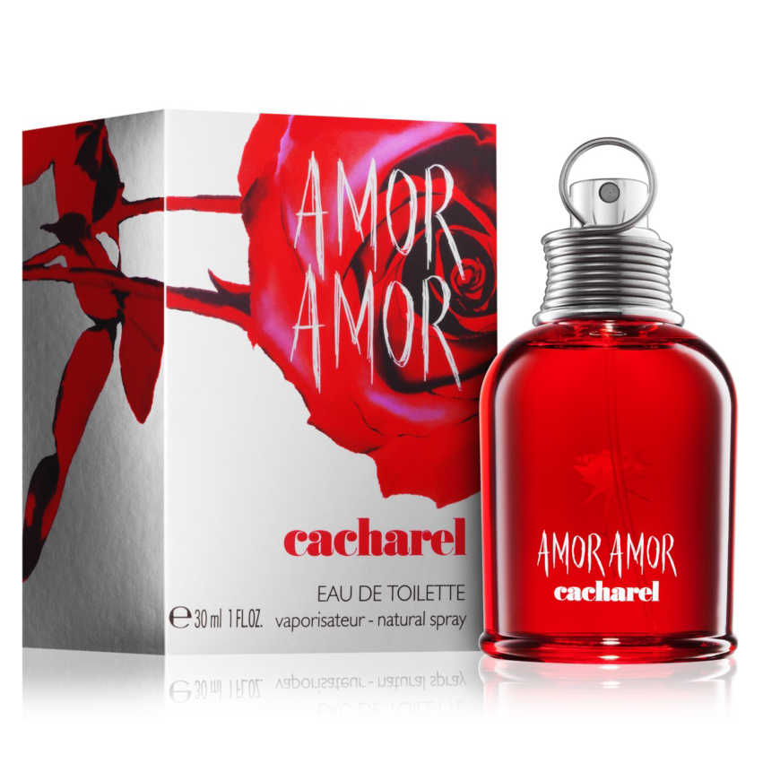 Amor Amor By Cacharel 30ml Edt For Women Perfume Nz
