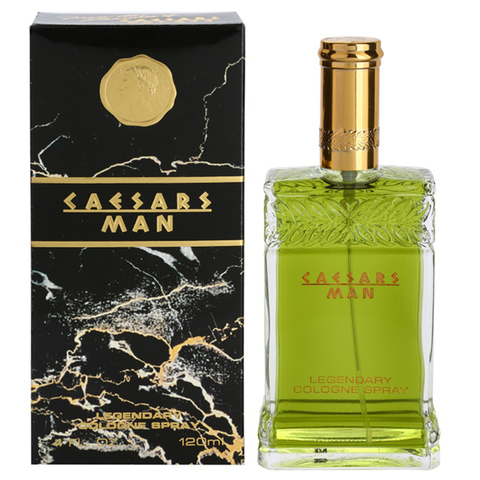 Caesars Man by Caesars 120ml Cologne Spray