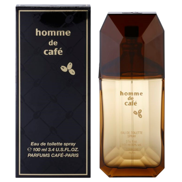 Cafe De Homme by Cafe Parfums 100ml EDT