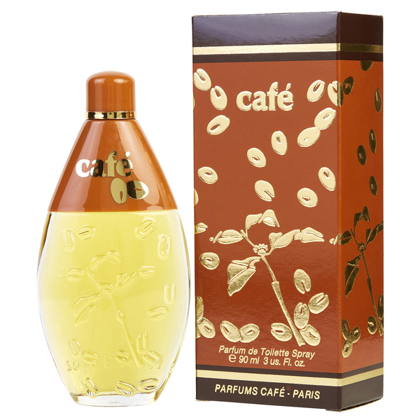 Cafe by Cafe Parfums 100ml PDT for Women