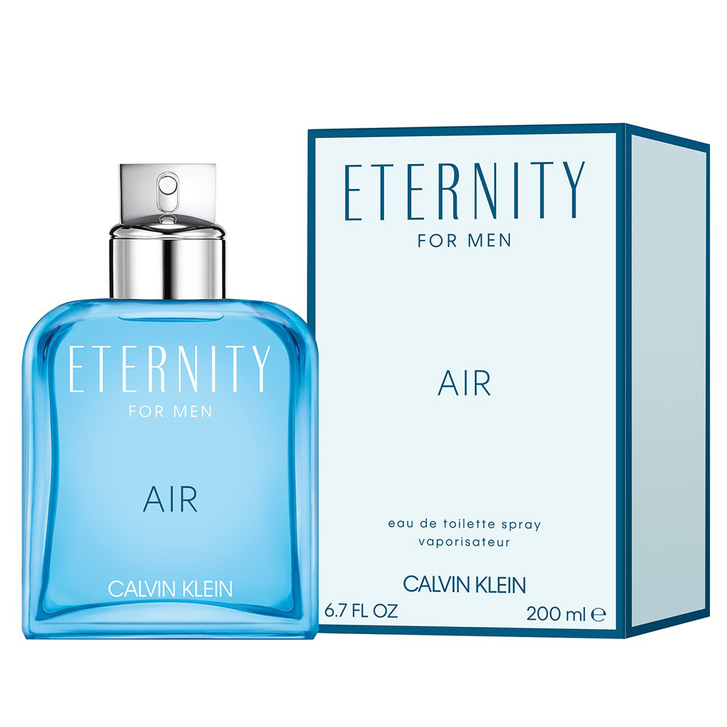 f89d1294d91 Eternity Air by Calvin Klein 200ml EDT for Men | Perfume NZ