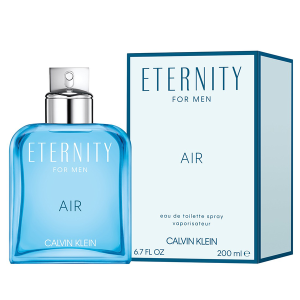 Eternity Air by Calvin Klein 200ml EDT for Men