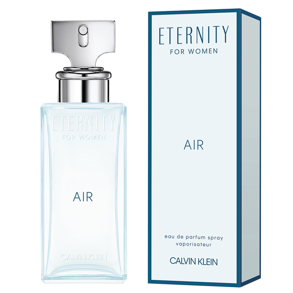 Eternity Air by Calvin Klein 100ml EDP for Women