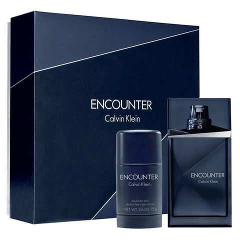 Encounter by Calvin Klein 100ml EDT 2 Piece Gift Set