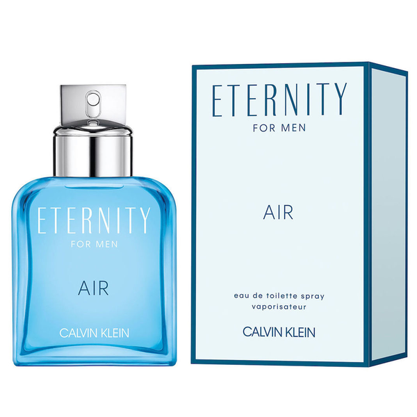 Eternity Air by Calvin Klein 100ml EDT for Men