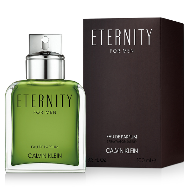 Eternity by Calvin Klein 100ml EDP for Men
