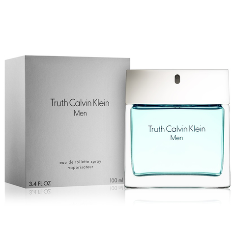 Truth by Calvin Klein 100ml EDT for Men
