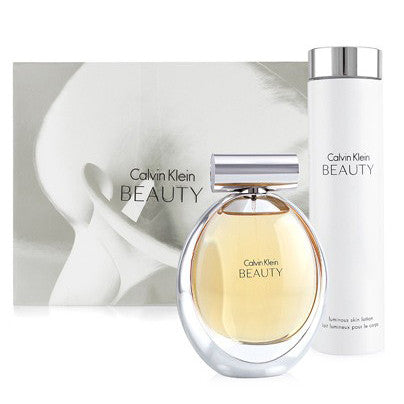 Beauty by Calvin Klein 100ml EDP 2 Piece Gift Set