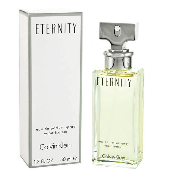 Eternity by Calvin Klein 50ml EDP for Women