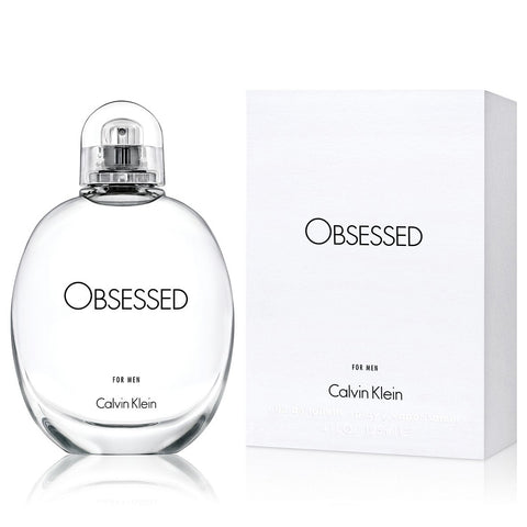 Obsessed by Calvin Klein 125ml EDT for Men