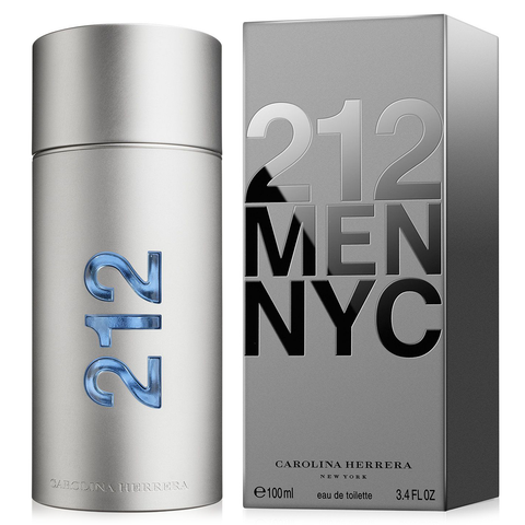 212 Men NYC by Carolina Herrera 100ml EDT