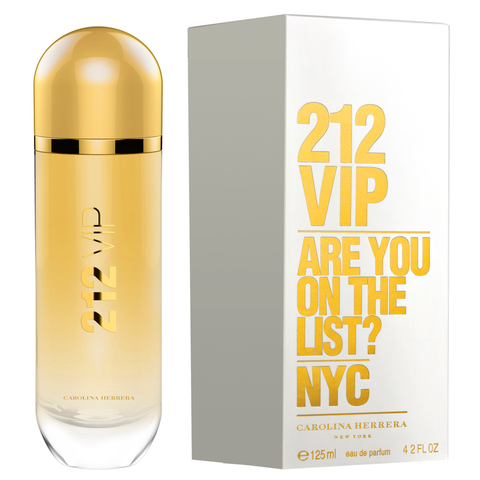 212 VIP by Carolina Herrera 125ml EDP