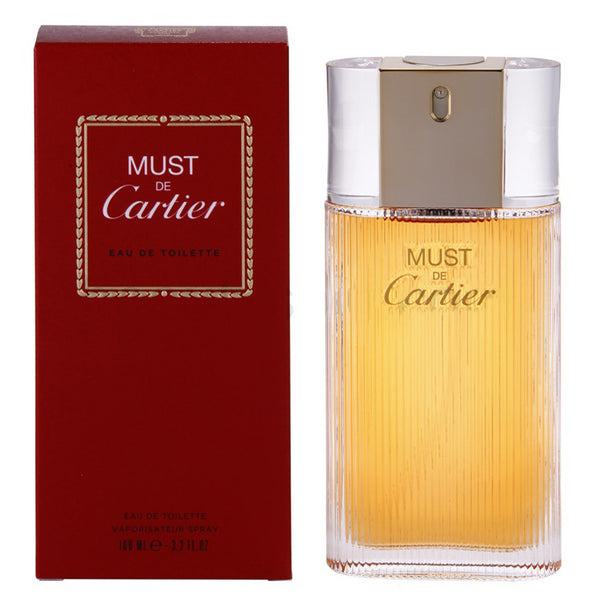 Must De Cartier by Cartier 100ml EDT