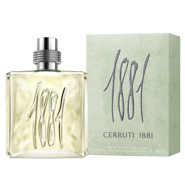 Cerruti 1881 by Cerruti 200ml EDT for Men