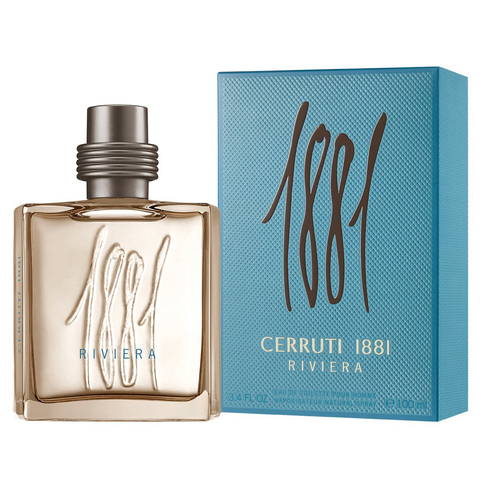 Cerruti 1881 Riviera by Cerruti 100ml EDT for Men