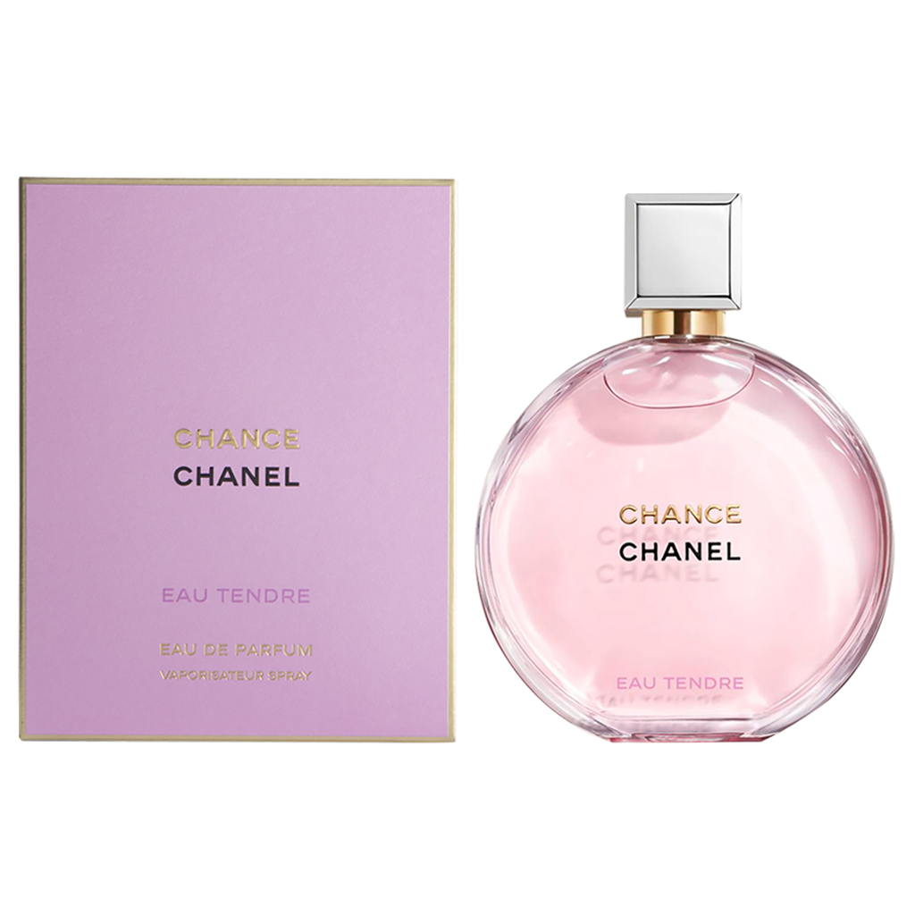 Chance Eau Tendre By Chanel 100ml Edp Perfume Nz