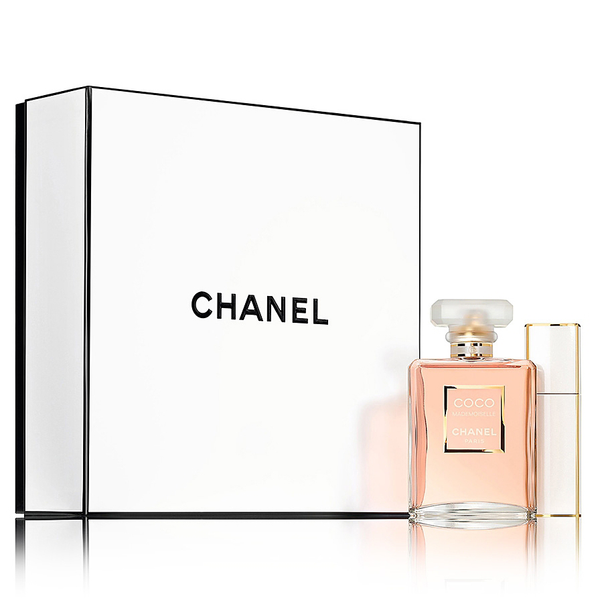 Coco Mademoiselle by Chanel 100ml EDP 2 Piece Gift Set