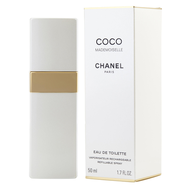 Coco Mademoiselle by Chanel 50ml EDT (Refillable)