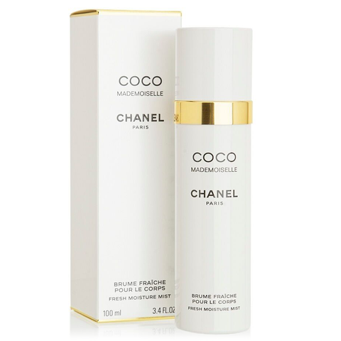 Coco Mademoiselle by Chanel 100ml Fresh Moisture Mist