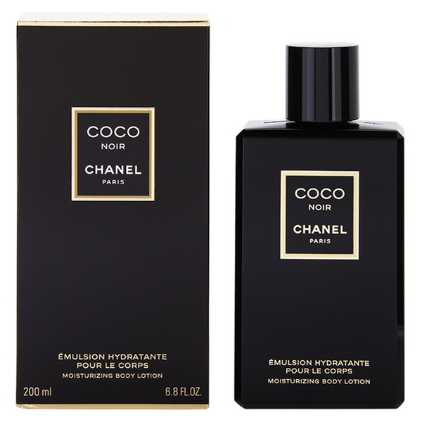 Coco Noir by Chanel 200ml Moisturizing Body Lotion