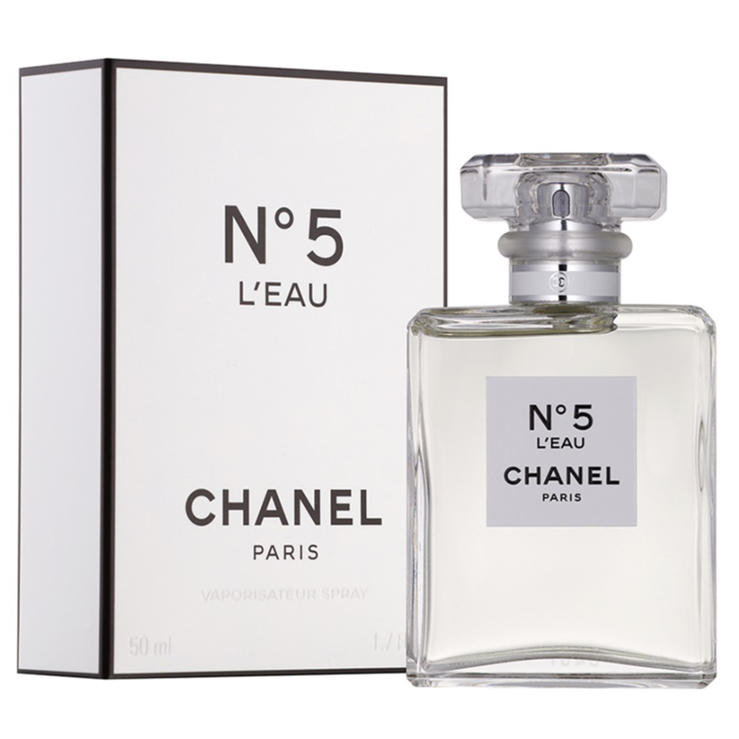 Chanel No5 Leau By Chanel 50ml Edt Perfume Nz