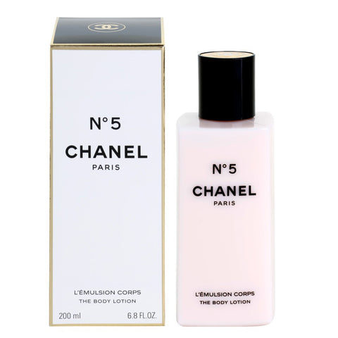 Chanel No.5 by Chanel 200ml Perfumed Body Lotion
