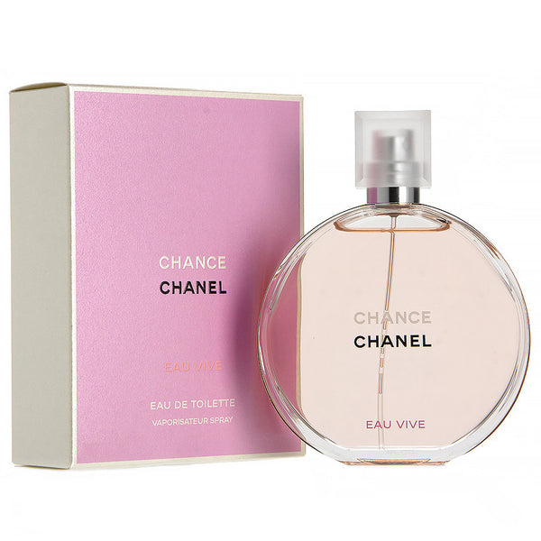 Chance Eau Vive by Chanel 150ml EDT