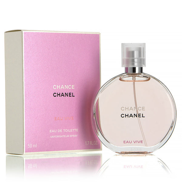 Chance Eau Vive by Chanel 50ml EDT