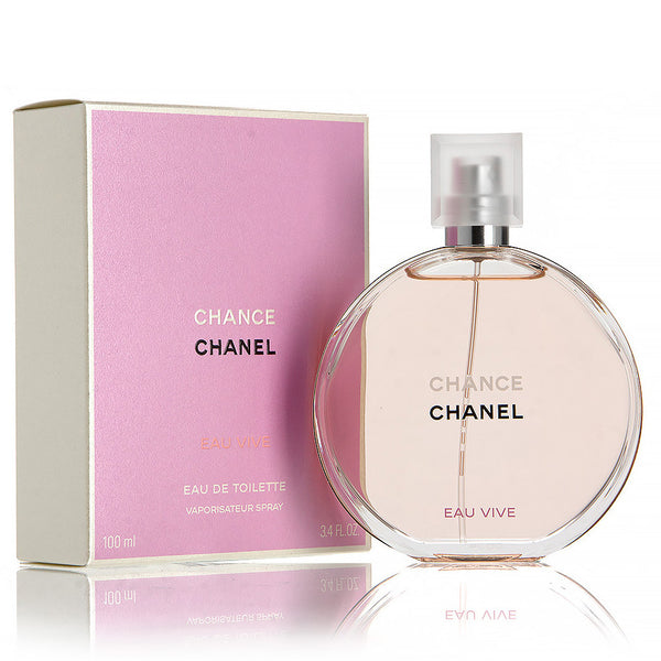 Chance Eau Vive by Chanel 100ml EDT