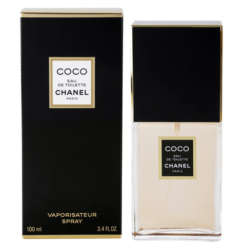 Coco Chanel by Chanel 100ml EDT for Women