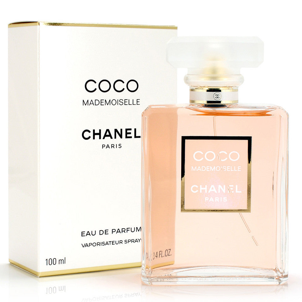 Fashion week Mademoiselle coco chanel perfume photo for lady