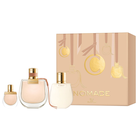 Nomade by Chloe 75ml EDP 3 Piece Gift Set