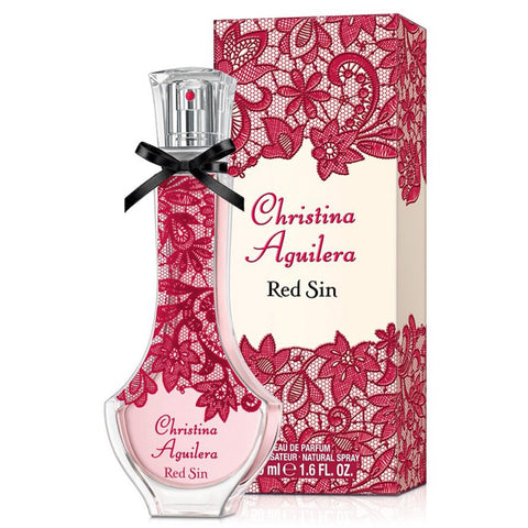 Red Sin by Christina Aguilera 50ml EDP