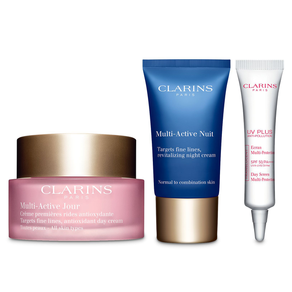 Clarins 24/7 Multi-Active Trio 3 Piece Set