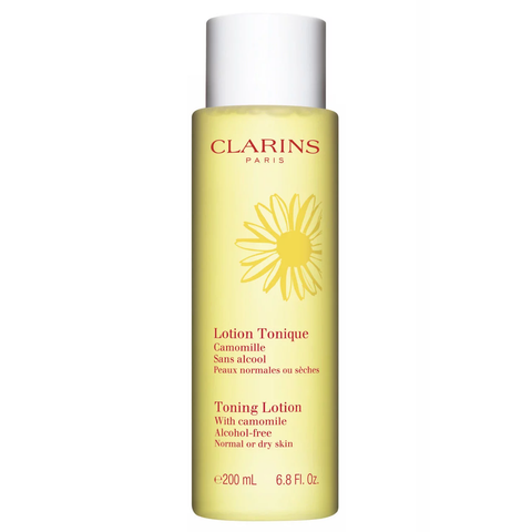 Clarins Toning Lotion with Camomile 200ml