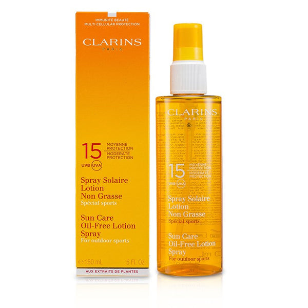 Clarins Sun Care Oil-Free Lotion Spray 150ml