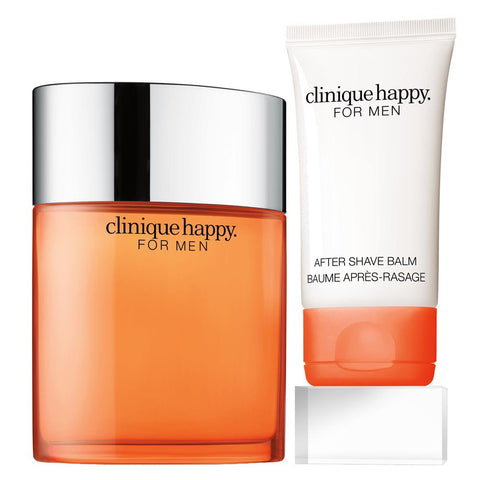 Happy By Clinique 100ml EDT 2 Piece Gift Set