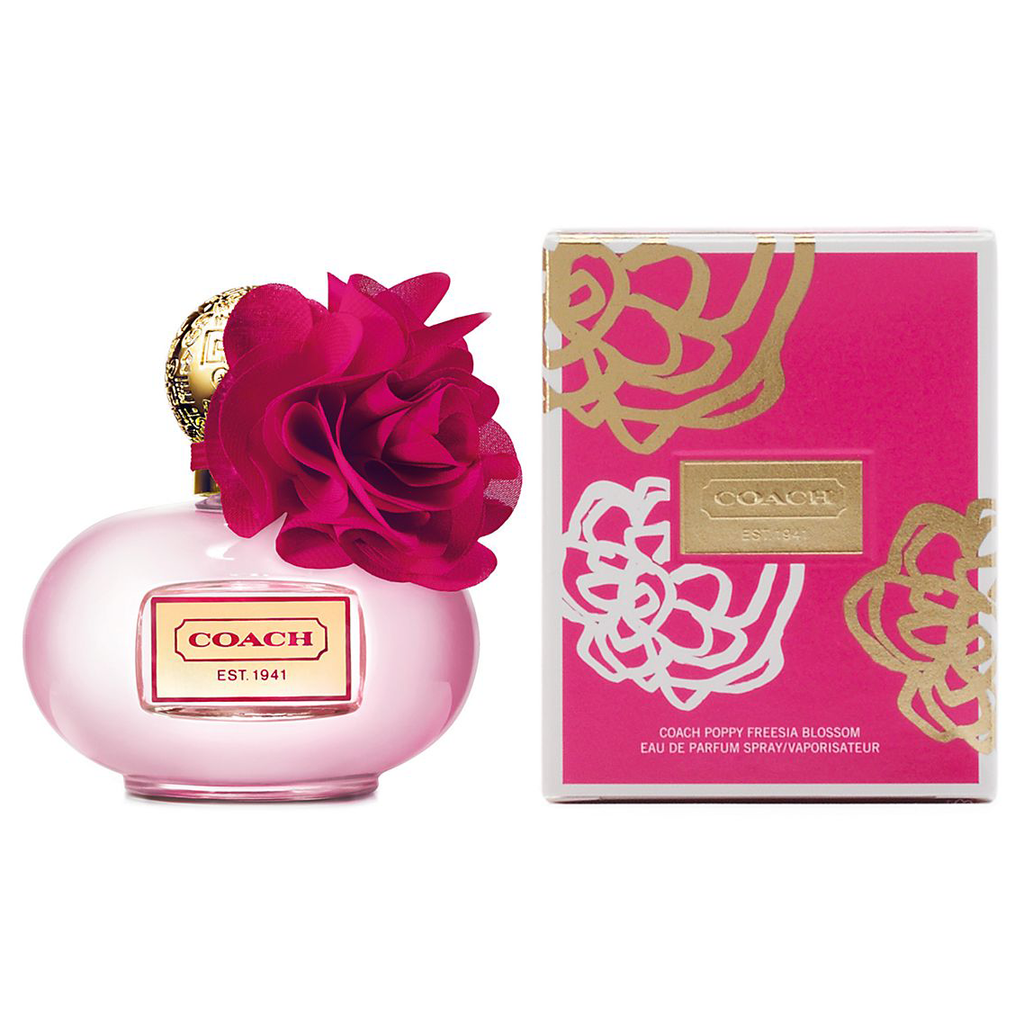 Coach Poppy Freesia Blossom 100ml Edp Perfume Nz