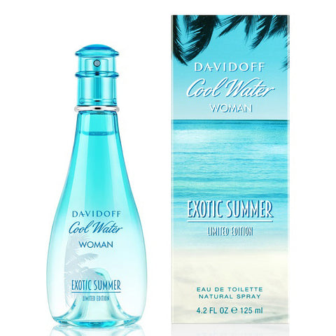 Cool Water Exotic Summer by Davidoff 100ml EDT