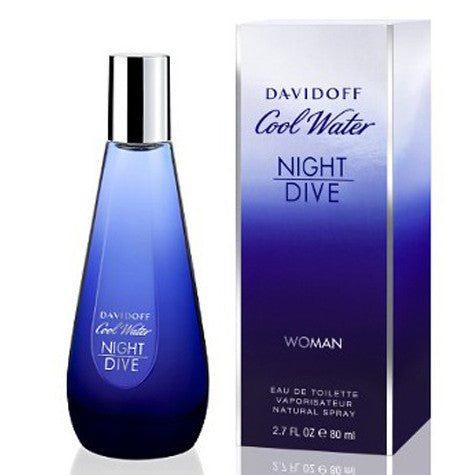 Cool Water Night Dive by Davidoff 80ml EDT