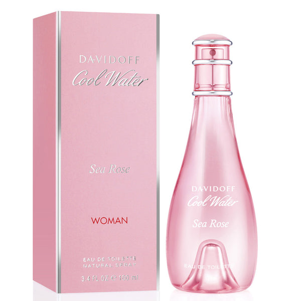 Cool Water Sea Rose by Davidoff 100ml EDT