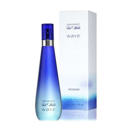 Cool Water Wave by Davidoff 100ml EDT