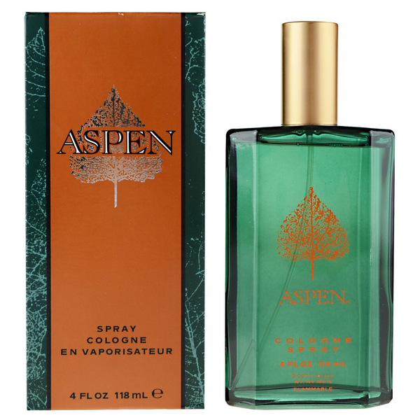 Aspen by Coty 118ml Cologne Spray for Men