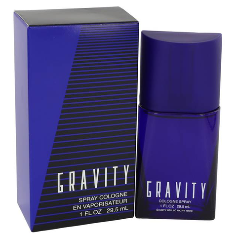Gravity by Coty 29.5ml Cologne Spray