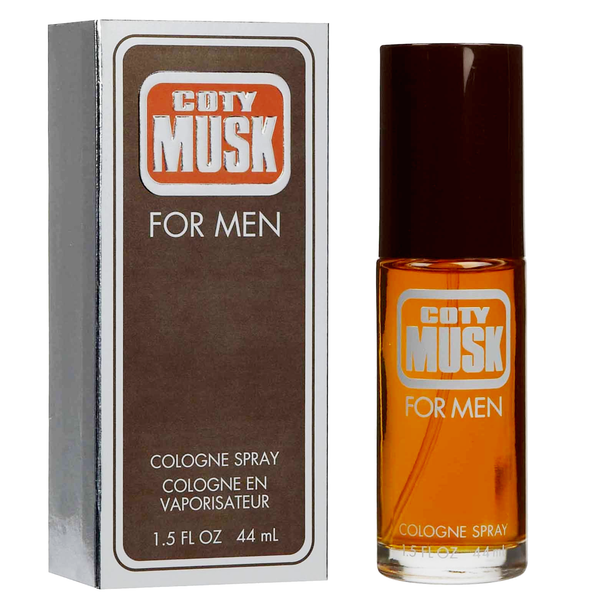 Coty Musk by Coty 44ml Cologne Spray for Men