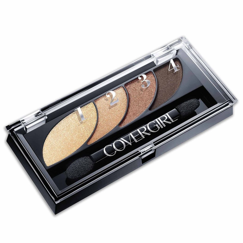 Covergirl Quad Eyeshadow 1.6g -