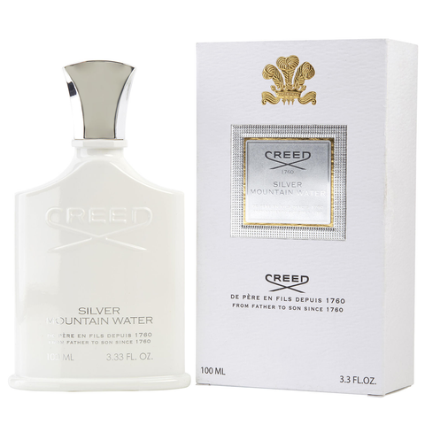 Silver Mountain Water by Creed 100ml EDP
